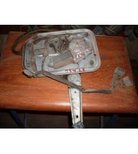Máquina Vidro Elétrica Lado Esquerdo Scânia 114