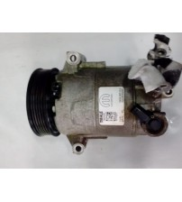 Compressor Do Ar Condicionado Jeep Renegade 2016 Gasolina