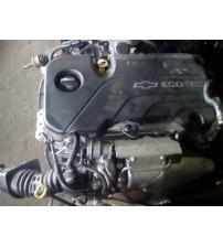 Motor Parcial Gm Tracker 1.4 Turbo 2018 C/ 9000km Na Troca
