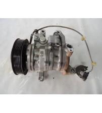 Compressor Ar Condicionado Honda Hr-v Lx 1.8 16v 2016