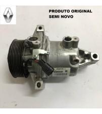 Compressor Ar Condicionado Renault Captur 1.6 16v 2019
