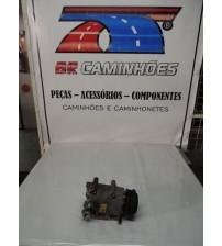 Compressor Ar Condicionado Ford Ecosport 1.6 16v 2013 / 2017