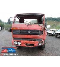 Sucata Volkswagen 13-130 Ano 1986 Para Venda De Peças
