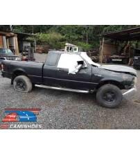 Sucata Ford Ranger Cabine Estendida V6 4x4 P/ Venda De Peças