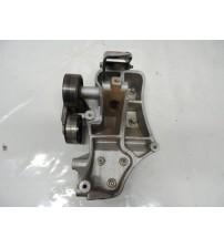 Suporte Compressor Ar E Alternador Gm S10 2.8 Eletrônico
