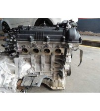 Motor Parcial Hyundai Creta 1.6 Aut 2018 - Em Base De Troca