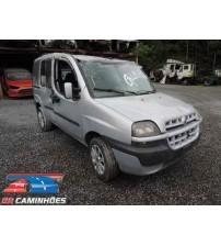 Sucata Fiat Doblo Elx 1.8 2003/2004 Para Venda De Peças!