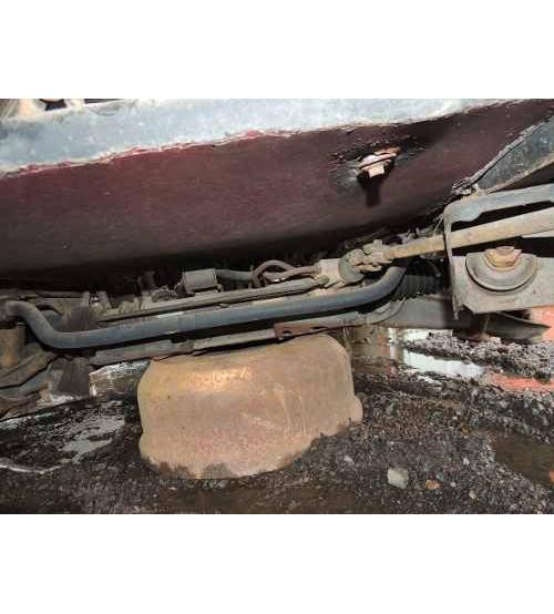 Barra Estabilizadora Dianteira Kia Bongo K-2700 Ano 2007