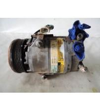 Compressor De Ar Condicionado Fiat Doblo 1.8 2004