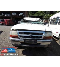 Sucata Ford Ranger Xlt 4.0 V6 1998 Para Venda De Peças!