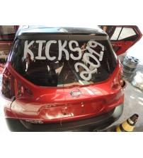 Tampa Traseira Com Vidro Nissan Kicks 2019