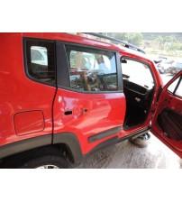 Porta Traseira Direita Limpa Só A Lata Jeep Renegade 2016