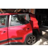 Porta Traseira Esquerda Limpa Só A Lata Jeep Renegade 2016