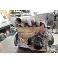 Motor Parcial Revisado Hyundai H100 2001 A Base De Troca