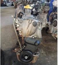 Motor Renault Kangoo 1.6 8v 2001 Parcial Em Base De Troca
