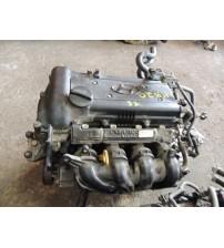 Motor Parcial Hyundai Hb20s Flex 1.6 2014 Manual