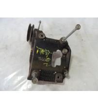 Suporte Do Compressor C/ Esticador L200 Triton 3.2 2009