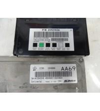 Kit Code Injeção Chevrolet Captiva V6 4x4 Automática 2012