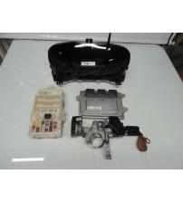 Kit Code Injeção Honda Hr-v Automática 2016