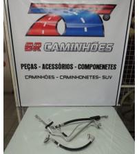 Kit Canos Ar Condicionado Honda Hr-v 1.8 2016