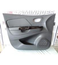 Forro Porta Motorista Com Black Piano Renault Captur 2019