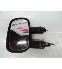 Espelho Retrovisor Elétrico Lado Esquerdo Fiat Doblo 2007