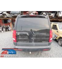 Sucata Land Rover Discovery 3 V6 2.7 Diesel 2009 Para Peças!