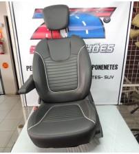 Jogo De Bancos De Couro Original Renault Captur 2019