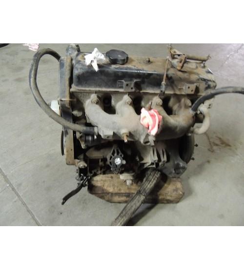 Motor Parcial Gm Trafic 2.2 Gasolina 1995 Em Base De Troca
