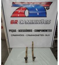 Par Cinta / Suporte Tanque Combustível Gm Tracker 2008 Gas.