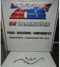 Par Cabos De Bateria Fiat Fiorino 1.4 2015