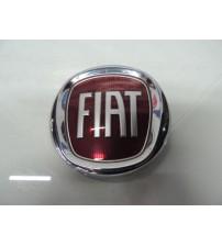 Emblema Da Grade Dianteira Original Fiat Fiorino 2015