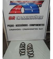 Par Molas Dianteiras Originais Ford Ecosport 1.6 2012