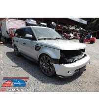 Sucata Range Rover Sport 3.0 Se Diesel 2010/2011 Para Peças!