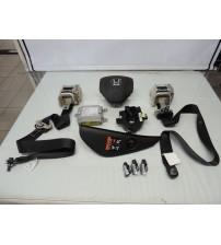 Kit Airbag Honda Hr-v Exl 2017