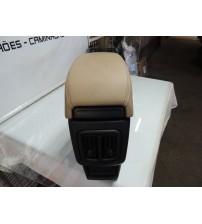 Console Com Apoio Braços Caramelo Jeep Compass Limited 2019