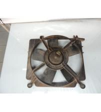Ventoinha Do Radiador Gm S10 2.2 1997