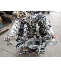 Motor Parcial Audi Q7 3.0 V6 333cv Gasolina 2011 Na Troca