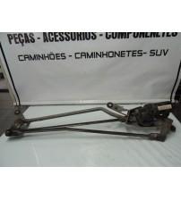 Motor Limpador Para-brisa Completo Ford F250 / F350 1999