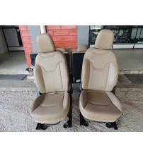 Jogo De Bancos Caramelo C/ Airbag Jeep Compass Limited 2019