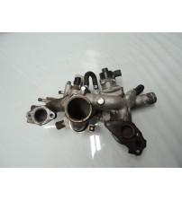 Carcaça Válvula Termostática Mitsubishi Outlander 3.0 V6