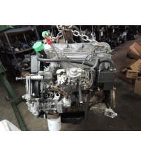 Motor Parcial Iveco Daily 4912 Ano 2005 Em Base De Troca