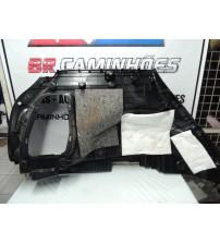 Forro Inferior Porta Malas Lado Direito Toyota Rav4 2014