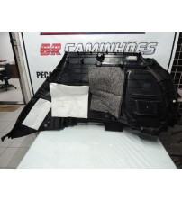 Forro Inferior Porta Malas Lado Esquerdo Toyota Rav4 2014