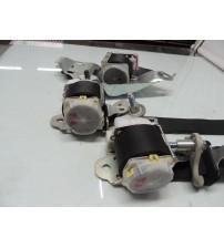 Jogo Cinto De Segurança Traseiro Toyota Rav4 2014