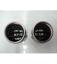 Par Difusor Ar Lateral Painel Toyota Rav4 2014